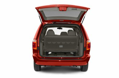 Trunk/Cargo Area/Pickup Box 2002 Dodge Grand Caravan