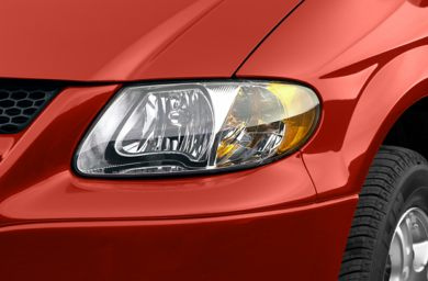 Headlamp  2002 Dodge Grand Caravan