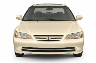 Grille  2002 Honda Accord