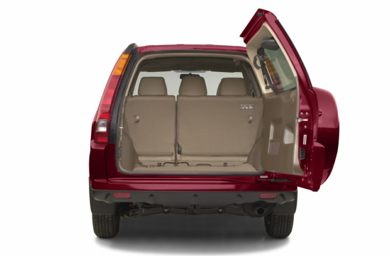 Trunk/Cargo Area/Pickup Box 2002 Honda CR-V