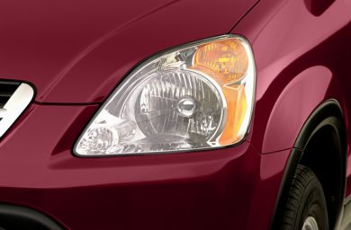 Headlamp  2002 Honda CR-V