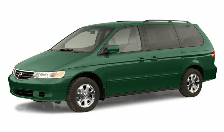 2002 Honda Odyssey Pictures Amp Photos Carsdirect