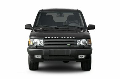 Grille  2002 Land Rover Range Rover