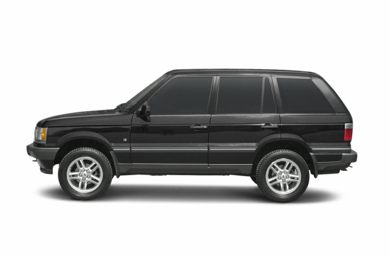 90 Degree Profile 2002 Land Rover Range Rover