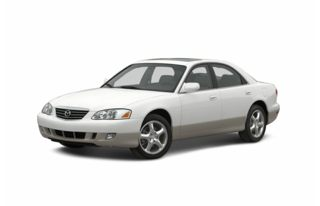 3/4 Front Glamour 2002 Mazda Millenia