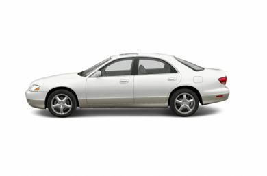 90 Degree Profile 2002 Mazda Millenia