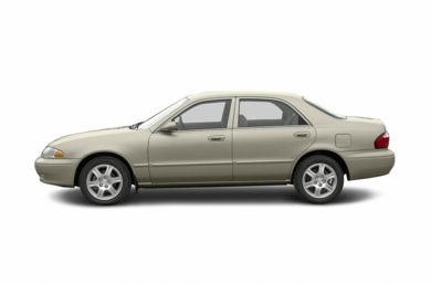 90 Degree Profile 2002 Mazda 626