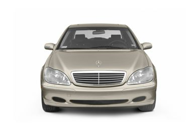 Grille  2002 Mercedes-Benz S55 AMG