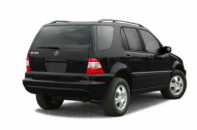 2002 mercedes benz ml320 styles features highlights. Black Bedroom Furniture Sets. Home Design Ideas
