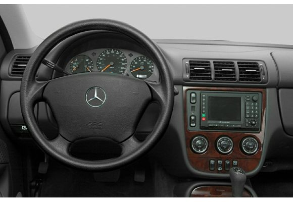 2002 Mercedes Benz Ml320 Pictures Amp Photos Carsdirect