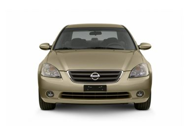 Grille  2002 Nissan Altima