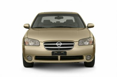 Grille  2002 Nissan Maxima