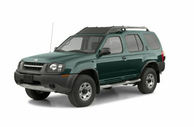 2002 Nissan Xterra Specs, Safety Rating & MPG - CarsDirect