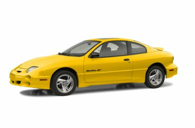 3/4 Front Glamour 2002 Pontiac Sunfire