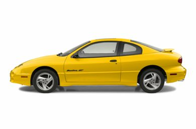90 Degree Profile 2002 Pontiac Sunfire