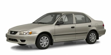 See 2002 Toyota Corolla Color Options Carsdirect