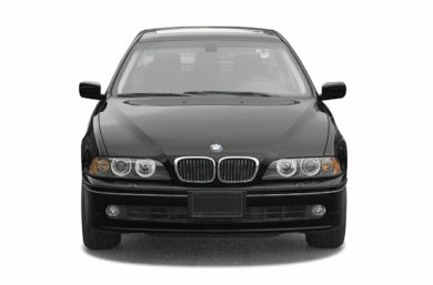 Grille  2003 BMW 530