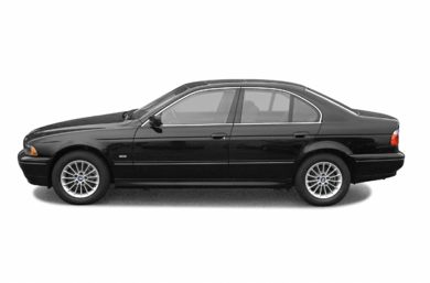 90 Degree Profile 2003 BMW 530