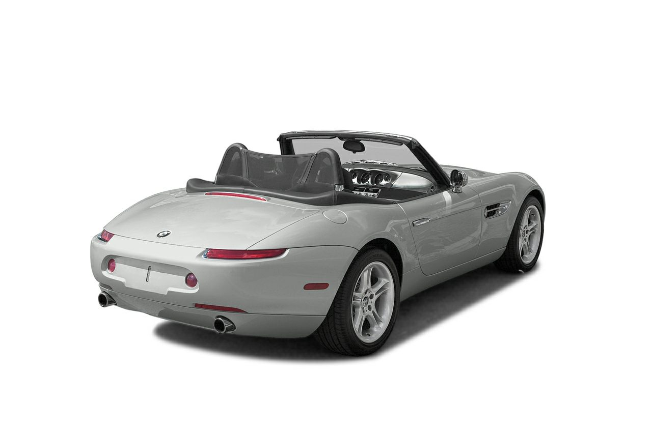2003 Bmw Z8 Pictures Amp Photos Carsdirect