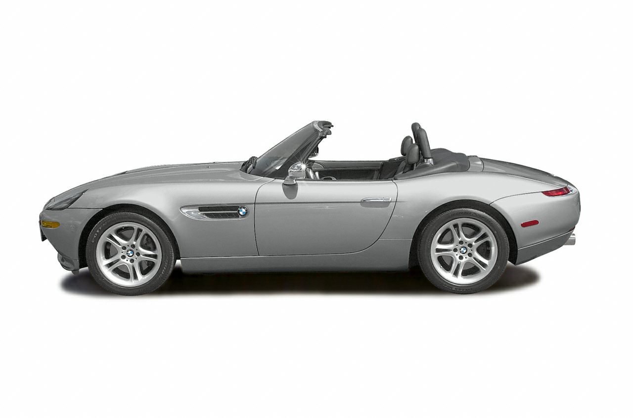 90 Degree Profile 2003 BMW Z8