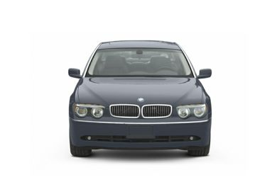 Grille  2003 BMW 745