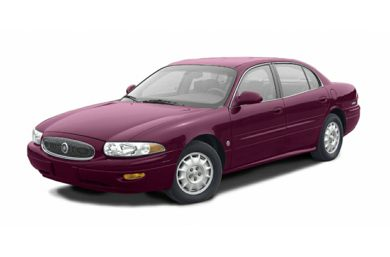 3/4 Front Glamour 2003 Buick LeSabre