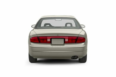 Rear Profile  2003 Buick Regal