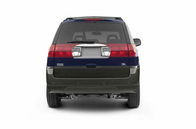 Rear Profile  2003 Buick Rendezvous