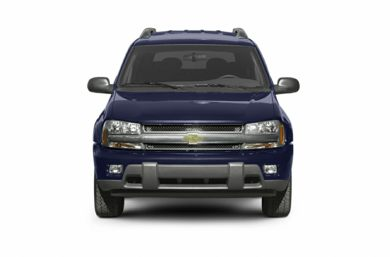 Grille  2003 Chevrolet TrailBlazer EXT
