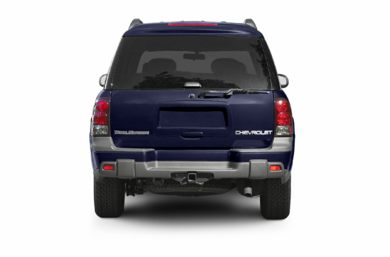 Rear Profile  2003 Chevrolet TrailBlazer EXT