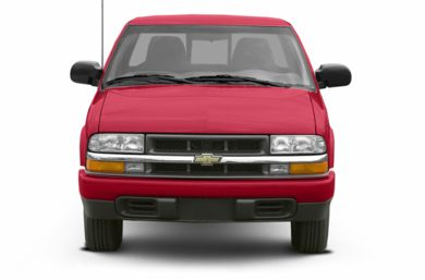 Grille  2003 Chevrolet S-10