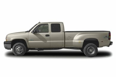 90 Degree Profile 2003 Chevrolet Silverado 3500