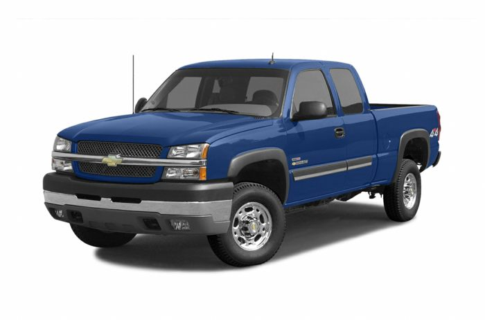 2003 chevrolet silverado 2500hd specs safety rating mpg carsdirect. Black Bedroom Furniture Sets. Home Design Ideas
