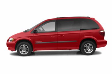 90 Degree Profile 2003 Dodge Caravan