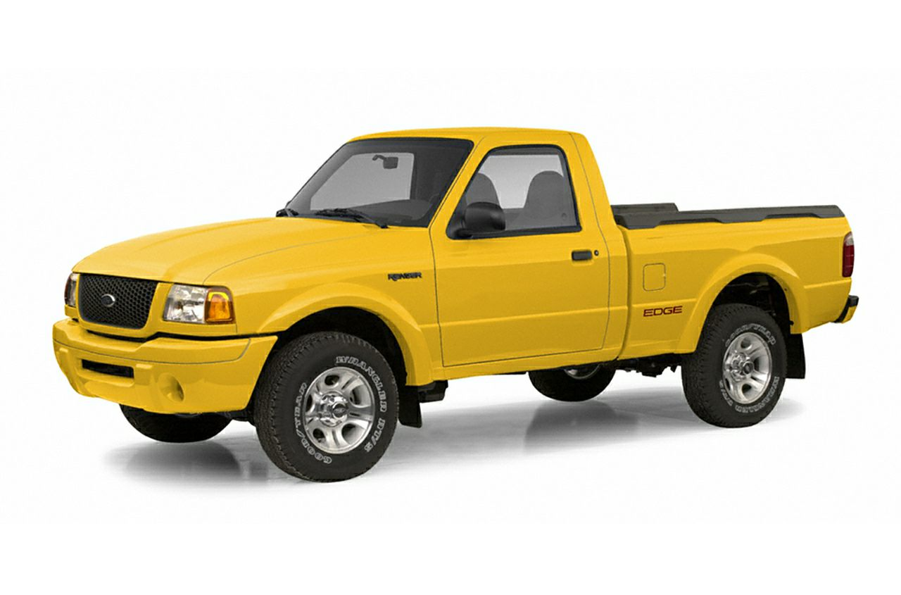 2003 Ford Ranger Styles Amp Features Highlights