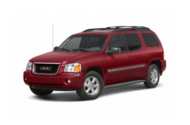 3/4 Front Glamour 2003 GMC Envoy XL