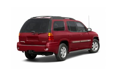 3/4 Rear Glamour  2003 GMC Envoy XL