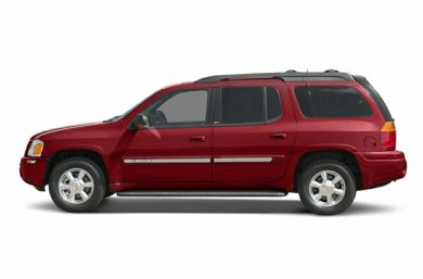90 Degree Profile 2003 GMC Envoy XL