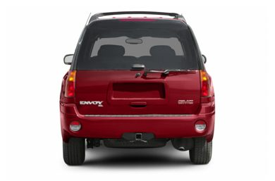 Rear Profile  2003 GMC Envoy XL