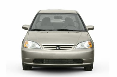 Grille  2003 Honda Civic