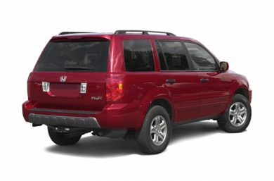 2003 honda pilot specs safety rating mpg carsdirect. Black Bedroom Furniture Sets. Home Design Ideas