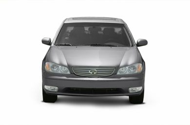 Grille  2003 Infiniti I35