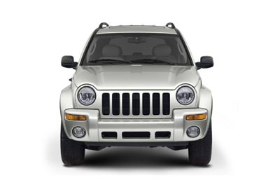 Grille  2003 Jeep Liberty