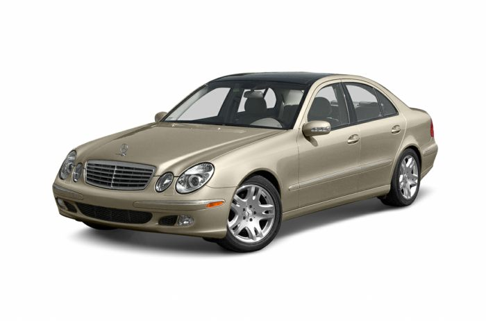 2003 mercedes benz e500 specs safety rating mpg for Mercedes benz e500 2003