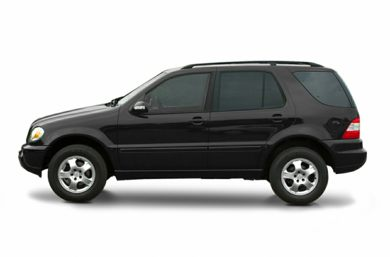 2003 mercedes benz ml320 styles features highlights for 2003 mercedes benz ml320