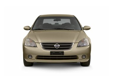 Grille  2003 Nissan Altima