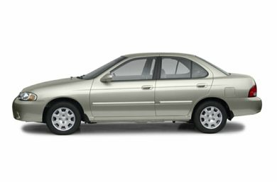 90 Degree Profile 2003 Nissan Sentra