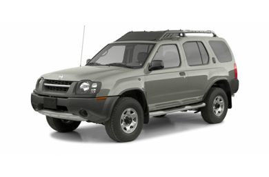 3/4 Front Glamour 2003 Nissan Xterra