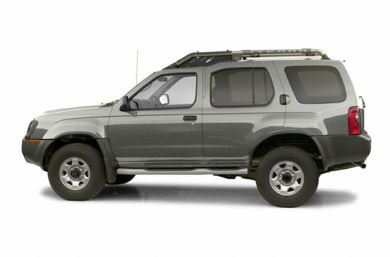 90 Degree Profile 2003 Nissan Xterra