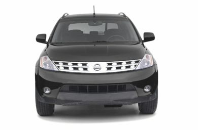 Grille  2003 Nissan Murano